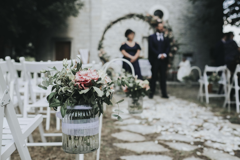 Matrimonio country in Molise dove la natura accoglie l'amore!