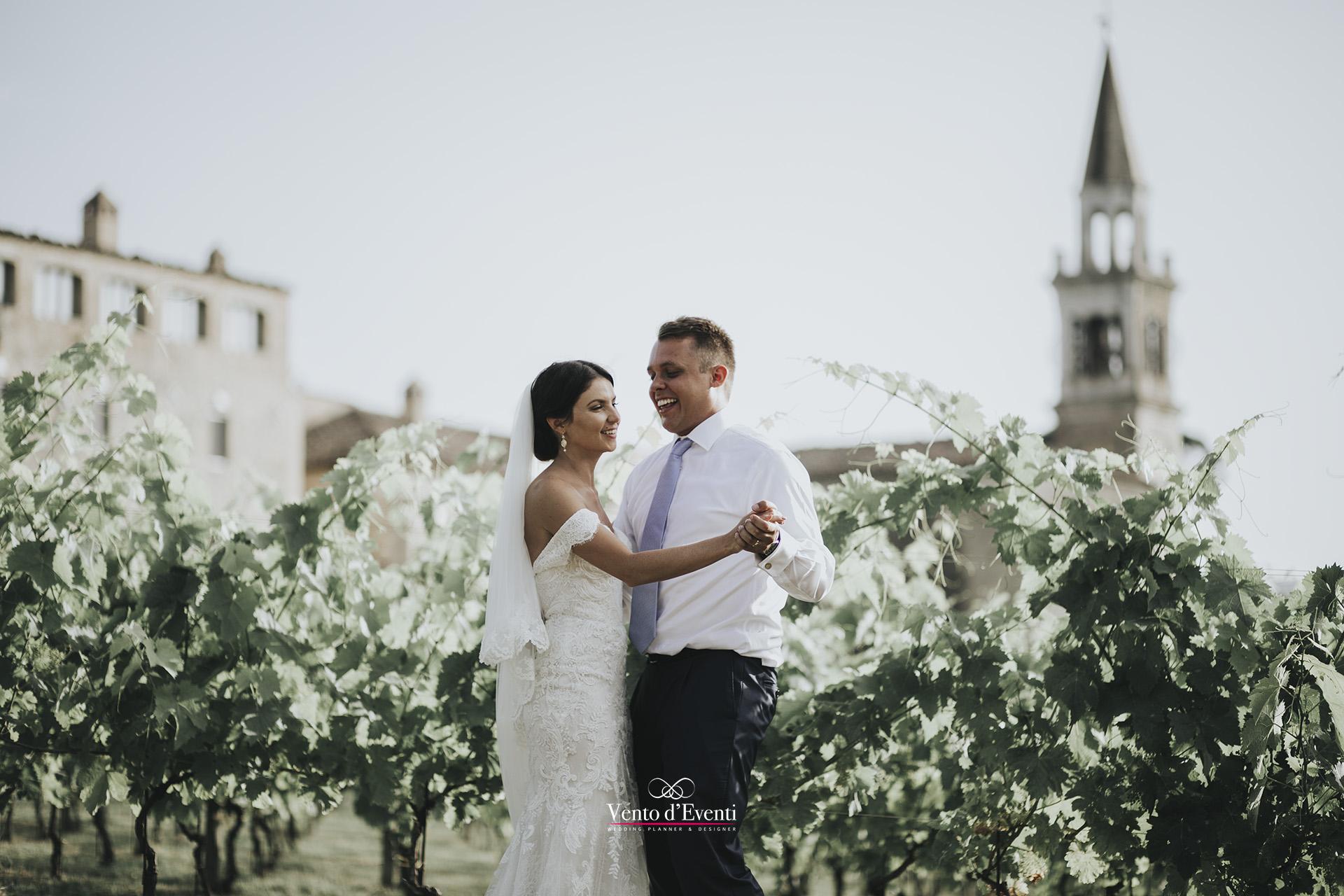 Tomasz e Francesca: destination wedding in Abruzzo