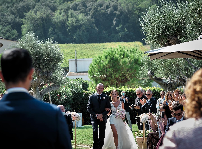 Carola e Gianluca: un matrimonio da favola a Villa Estea!